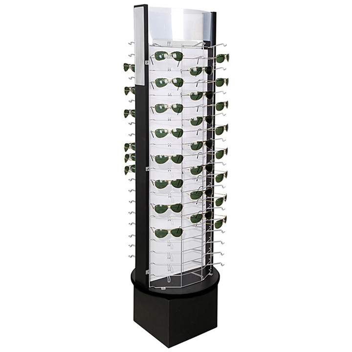 Spinner Floor Eyegl Frame Display Stand